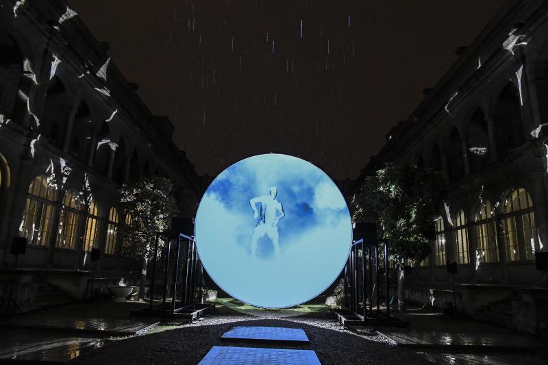 Nuit Blanche – oeuvres de Matthew Barney et Anish Kapoor_Square du Vert Galant & Monnaie de Paris © Pierre Perusseau / BestImage.