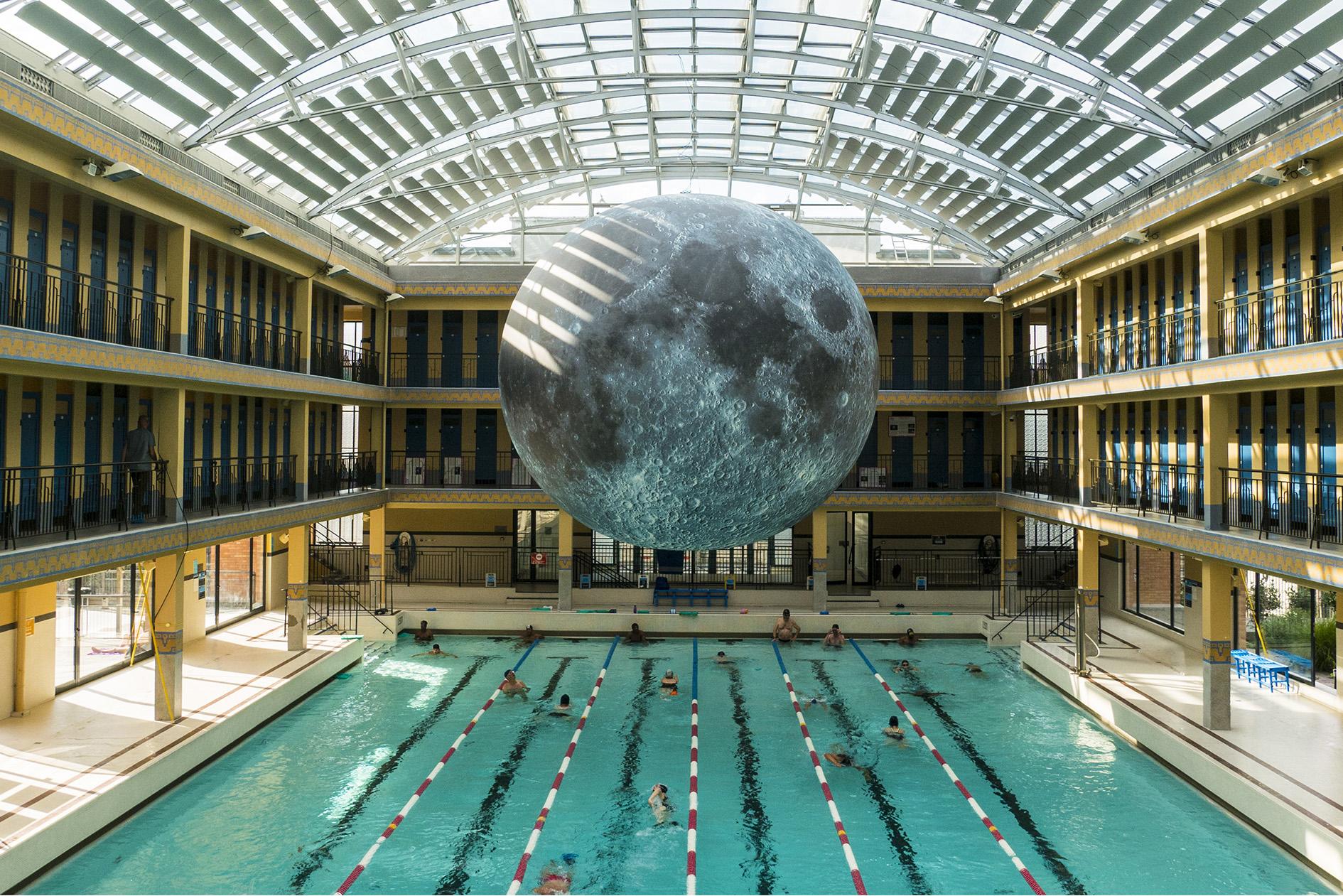 Museum of the Moon – © Gestuelle – Andrea Fernandez2
