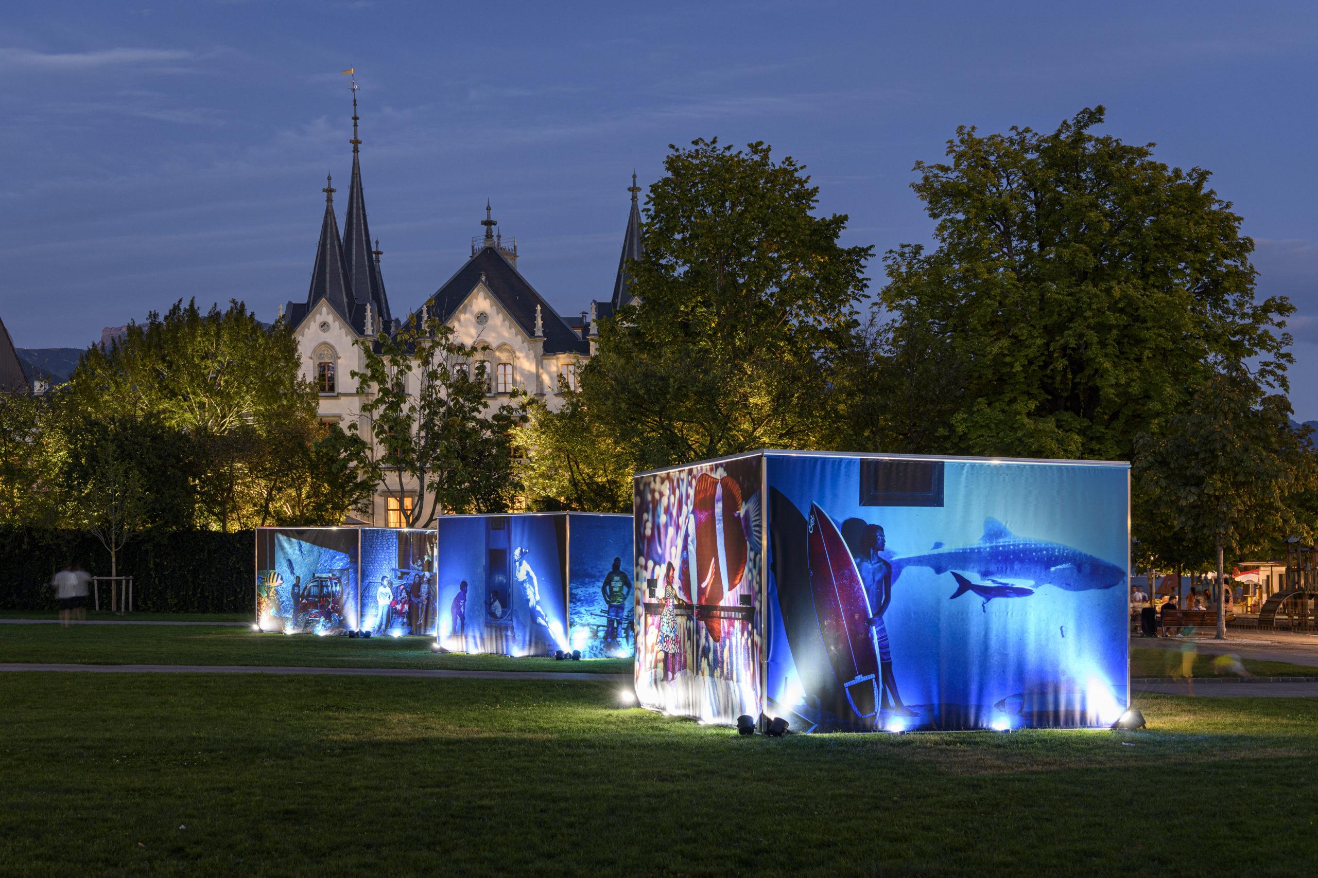 Festival Images Vevey 2020 – Edoardo DELILLE Giulia PIERMARTIRI – Jardin Rivage © EmilienItim