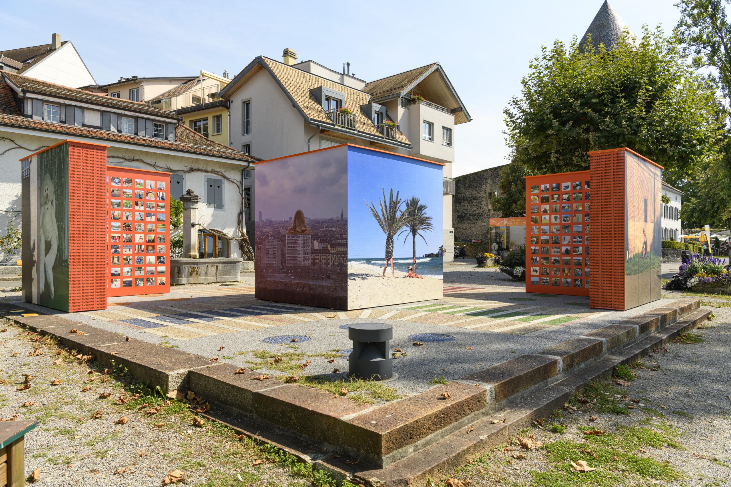 Festival Images Vevey 2020 – Kublaiklan Fontanesi – Place Four © EmilienItim