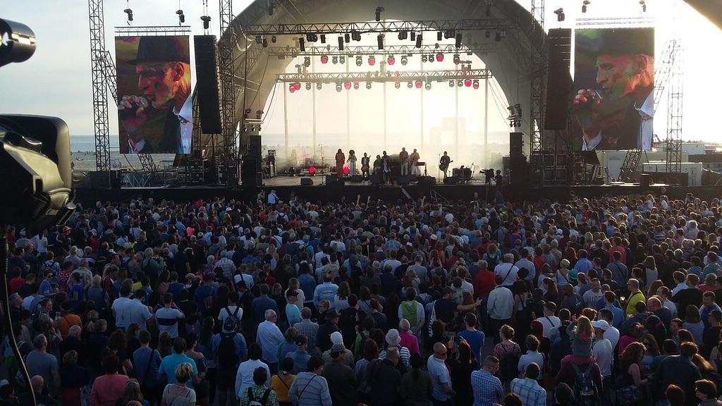 Et été au Havre 2017 – Concert Plage