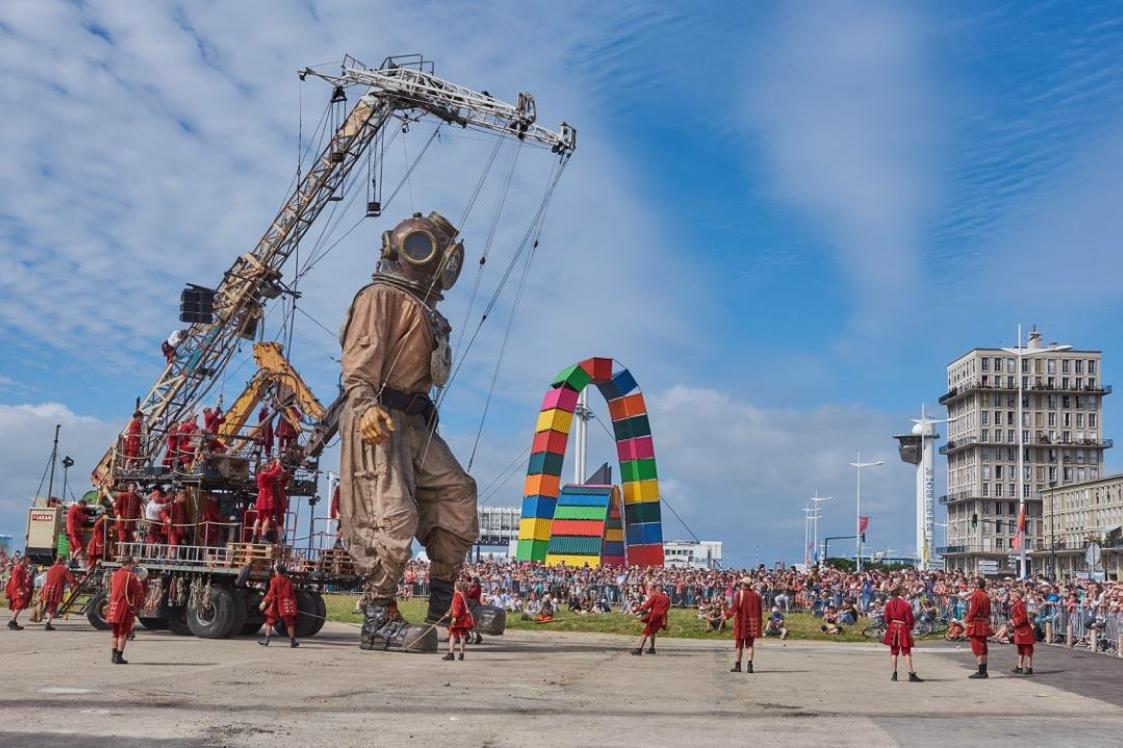 Le Havre 2017 – Royal de Luxe