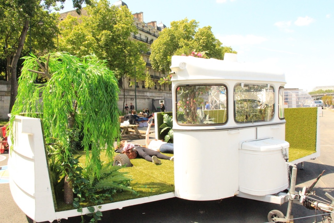 Berges de Seine – City Camping 1