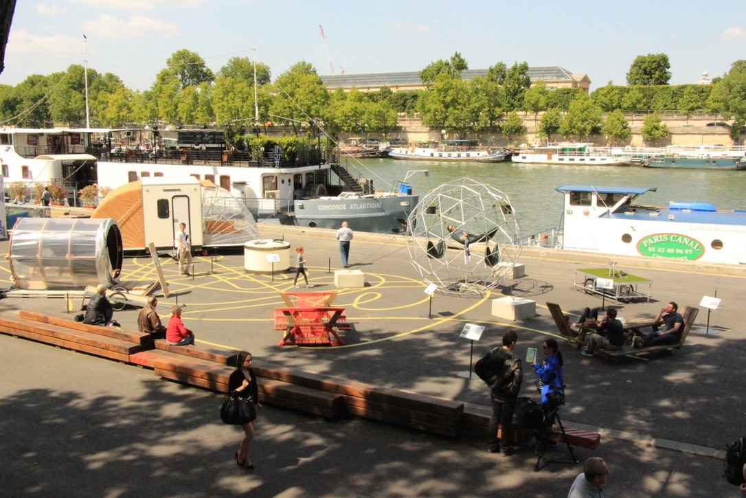 Berges de Seine – City Camping 3